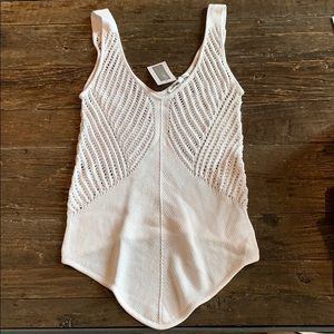 NWT Helmut Lang for Intermix tank top